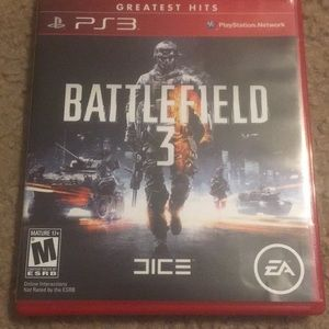 Other - PS3 Battlefield 3